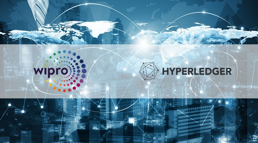 Wipro joins Hyperledger