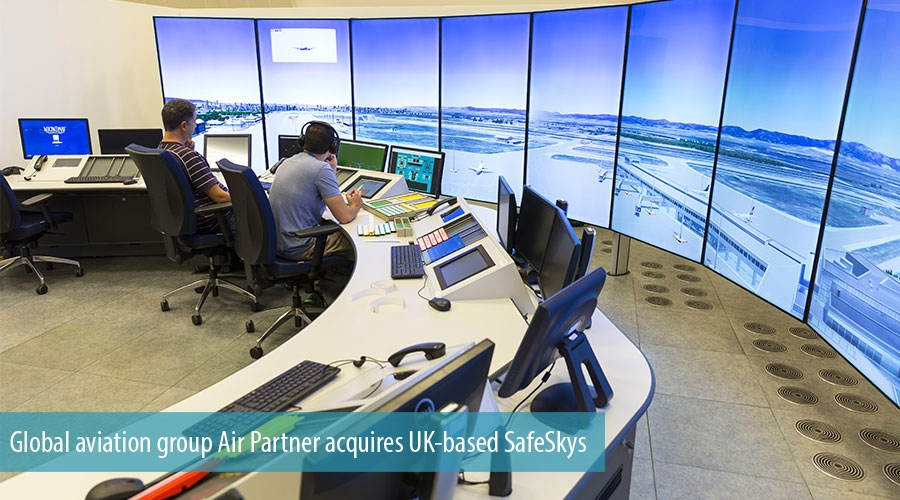 Global aviation group Air Partner acquires UK-based SafeSkys