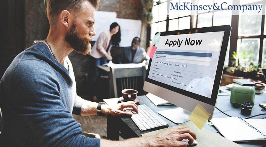 Job application tips for working at McKinsey & Company