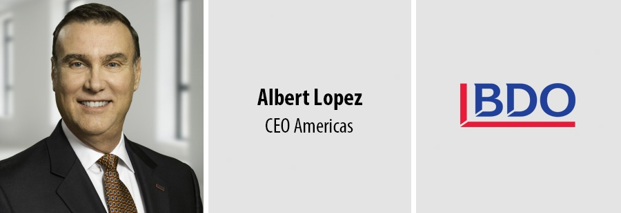 Albert Lopez - CEO Americas at BDO