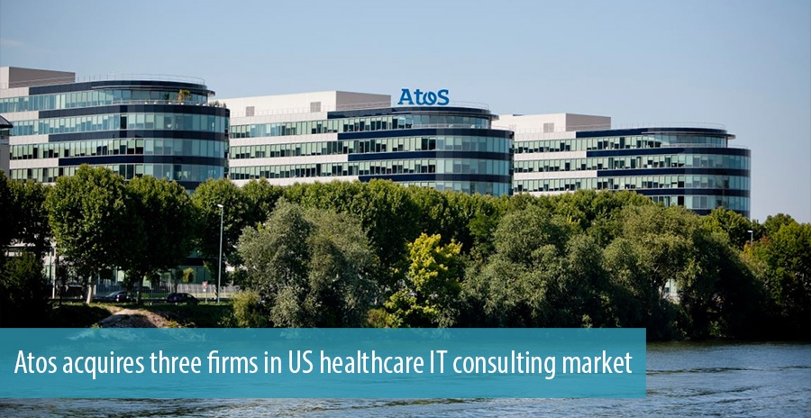 Atos acquires three firms in US healthcare IT consulting market
