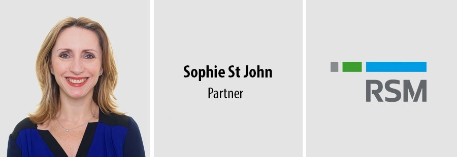 Sophie St John - Partner at RSM