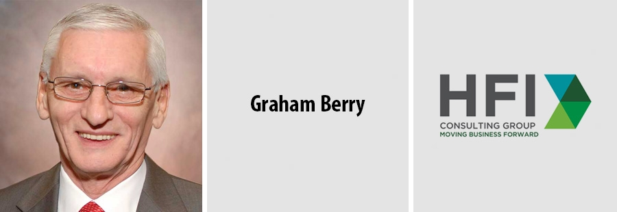 Graham Berry joins HFI Consulting