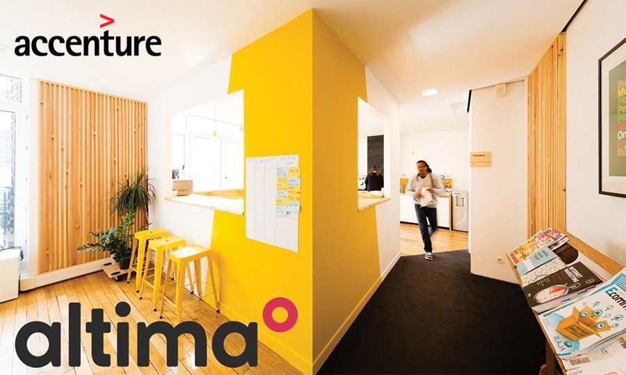 Accenture to buy French digital agency Altima