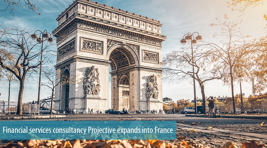 Financial services consultancy Projective expands into France