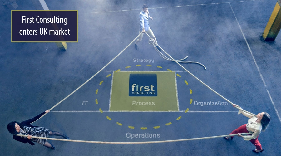 First Consulting enters UK market