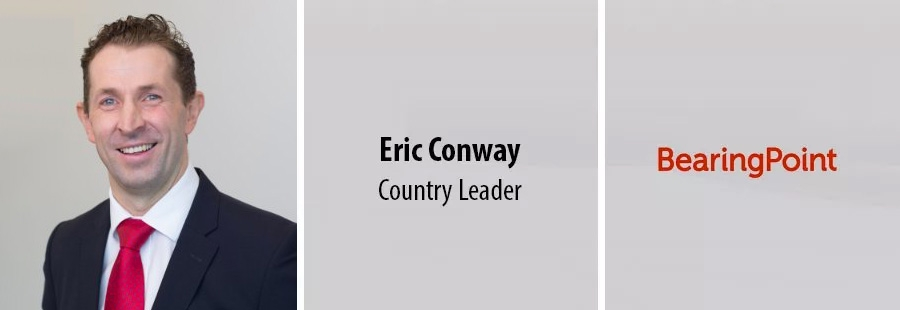 Eric Conway - Country Leader - BearingPoint