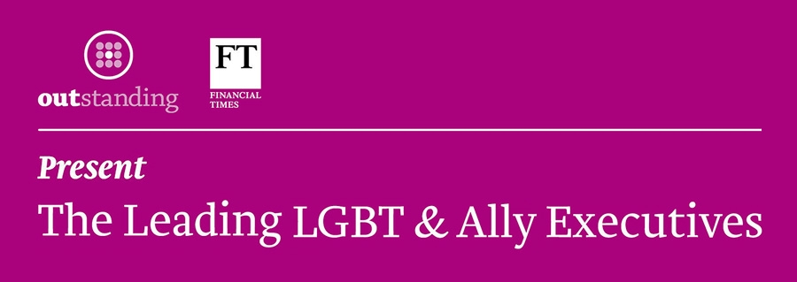 15 consulting industry figures amongst those celebrated as LGBT+ role models