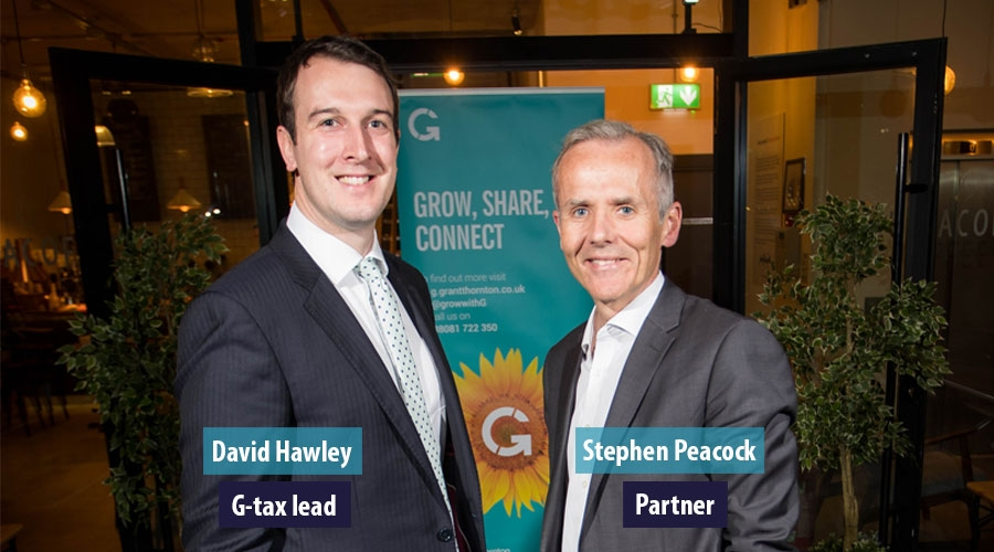 David Hawley + Stephan Peacock