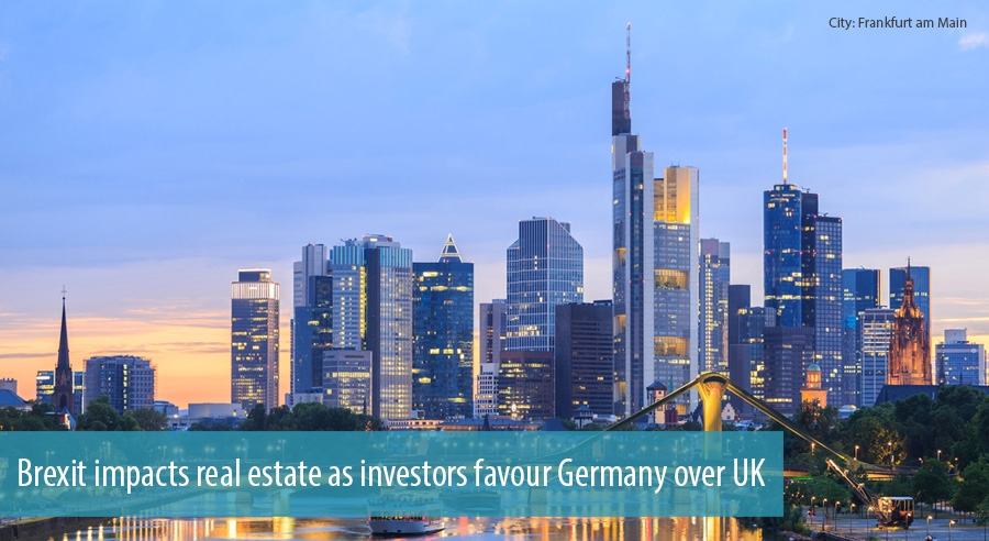 Brexit impacts real estate as investors favour Germany over UK