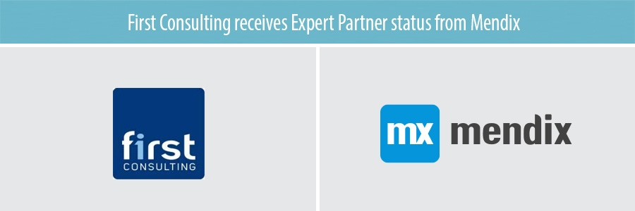 First Consulting receives Expert Partner status from Mendix
