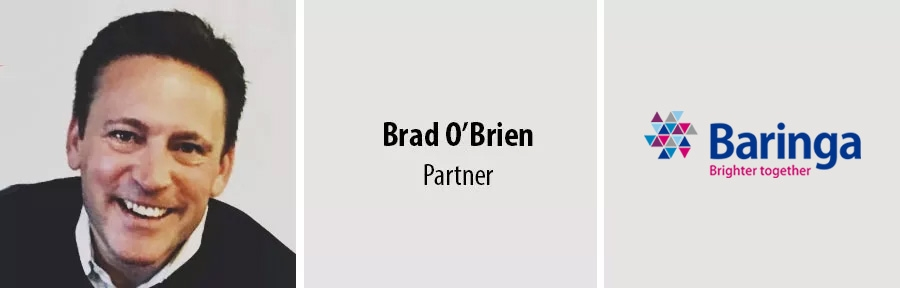 Brad O'Brien - Partner at Baringa