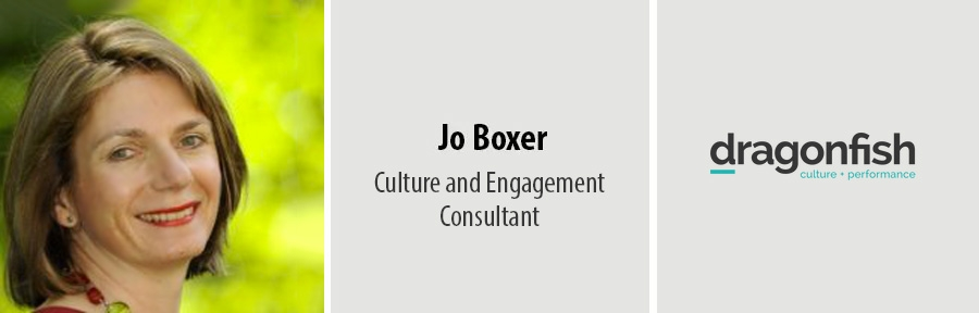 Jo Boxer - Culture and Engagement Consultant at dragonfish