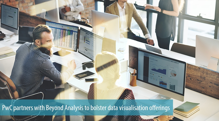PwC partners with Beyond Analysis to bolster data visualisation offerings