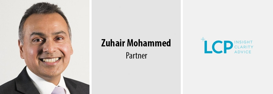 Zuhair Mohammed - Partner at LCP