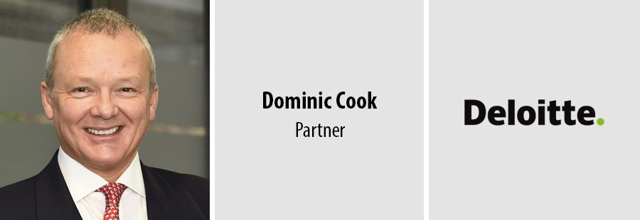 Dominic Cook - Parter at Deloitte