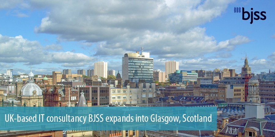 UK-based IT consultancy BJSS expands into Glasgow - Scotland
