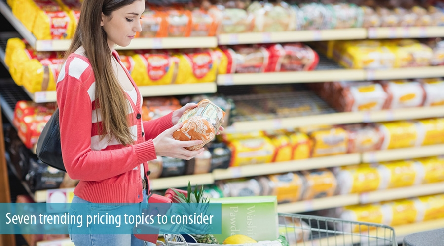 Seven trending pricing topics to consider