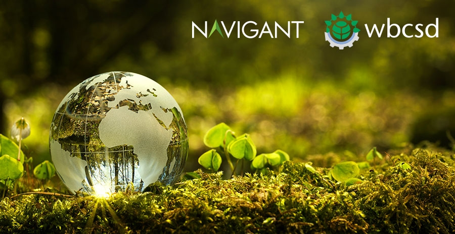 Navigant joins World Business Council for Sustainable