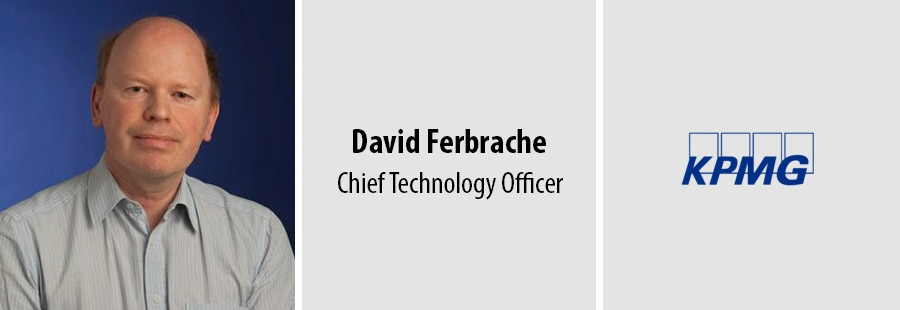 KPMG promotes David Ferbrache to Chief Technology Officer