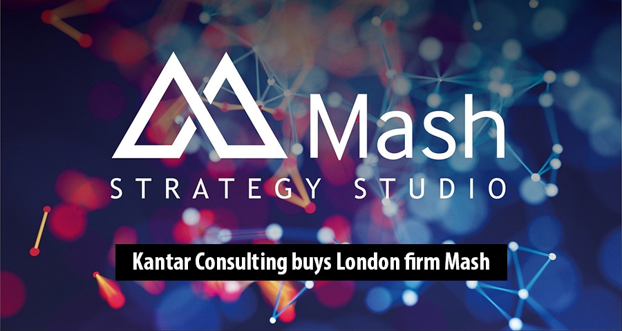 Kantar Consulting buys London firm Mash