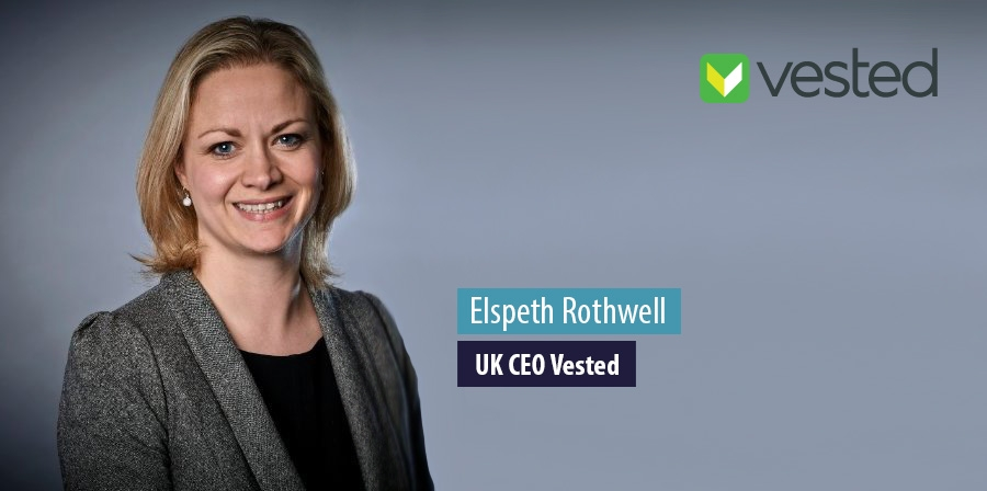 Elspeth Rothwell, UK CEO Vested
