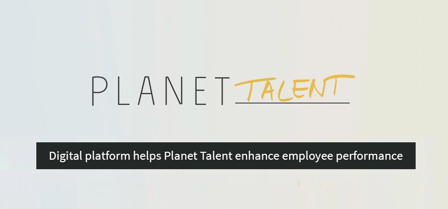 Digital platform intuo helps Planet Talent enhance employee performance