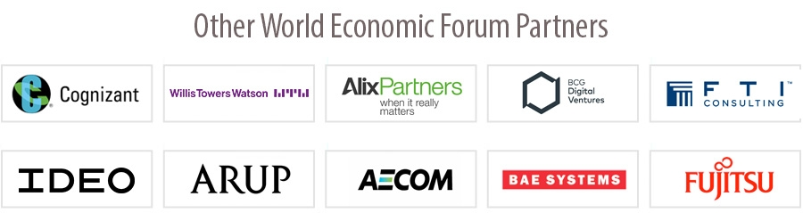 Other World Economic Forum Partners