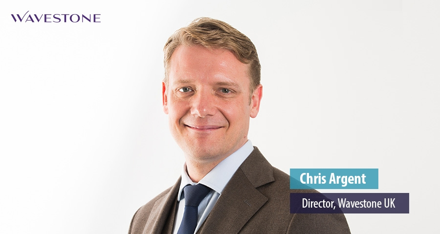 Chris Argent - Director, Wavestone UK