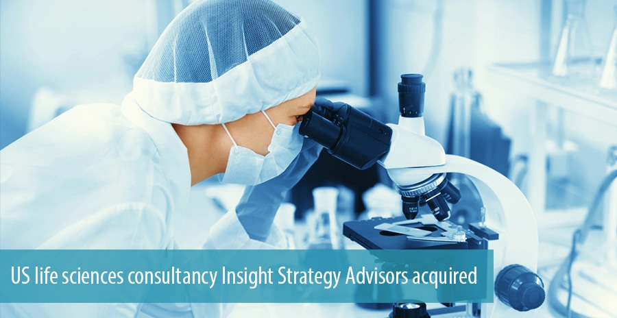 US life sciences consultancy Insight Strategy Advisors acquired