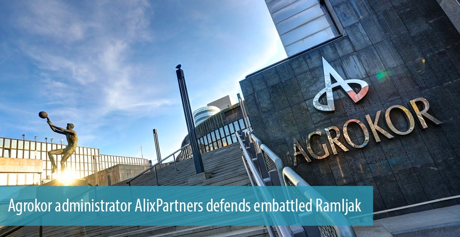 Agrokor administrator AlixPartners defends embattled Ramljak
