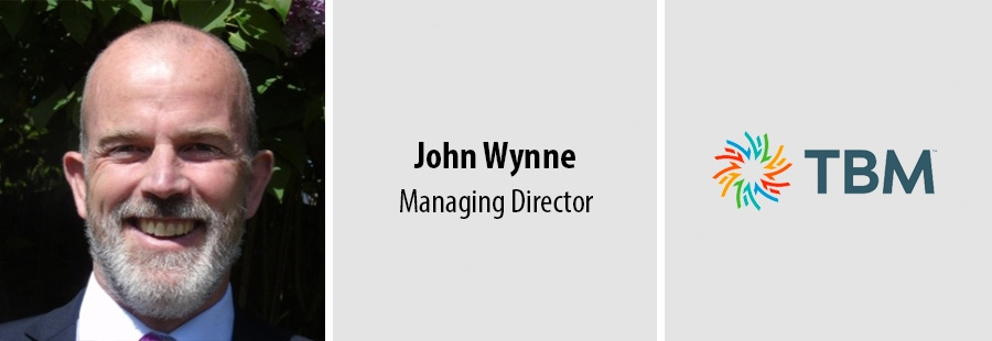 John Wynne, Managing Director - TBM