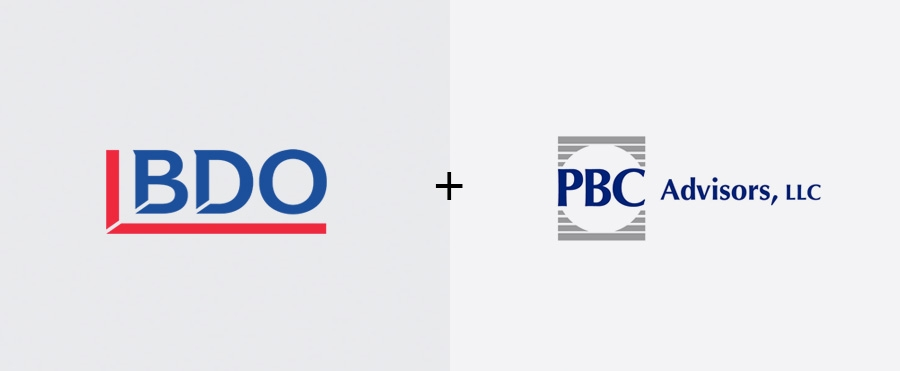 BDO buys PBC Advisors