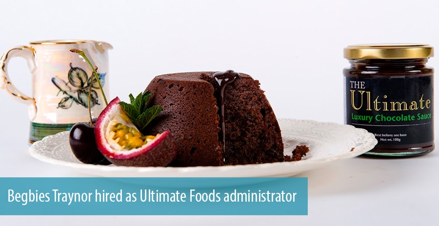 Begbies Traynor hired as Ultimate Foods administrator