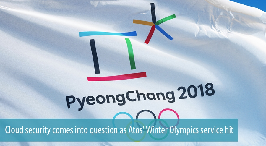Cloud security comes into question as Atos' Winter Olympics service hit