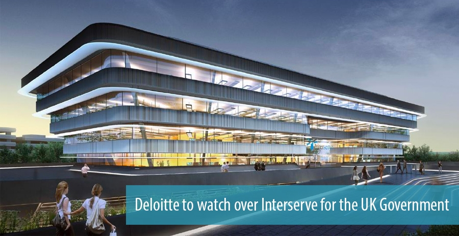Deloitte to watch over Interserve for the UK Government
