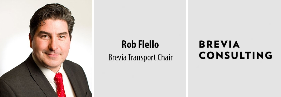 Rob Flello, Brevia Transport Chair