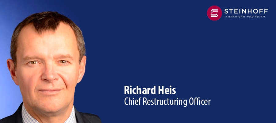 Richard Heis, Chief Restructuring Officer Steinhoff