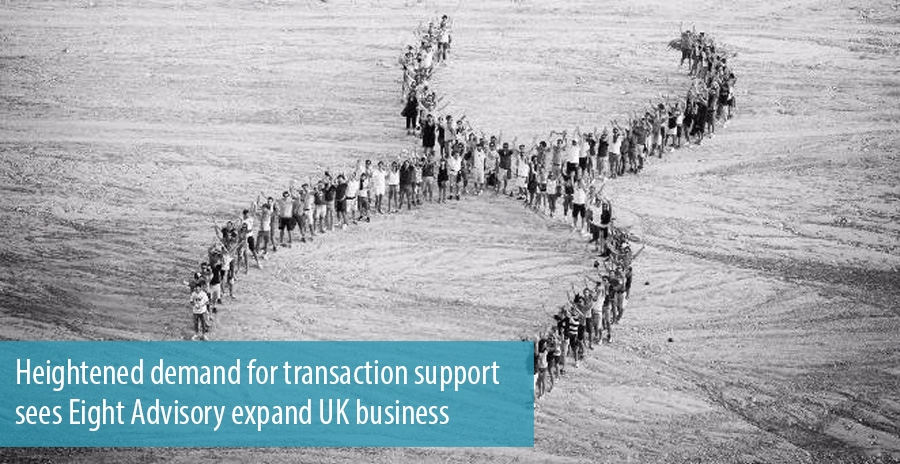 Heightened demand for transaction support