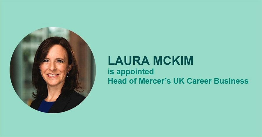 Laura McKim, UK Career Business Leader, Mercer