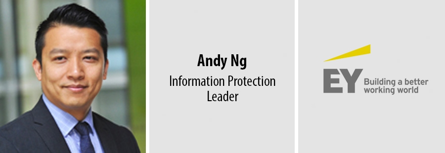 Andy Ng, Information Protection Leader - EY