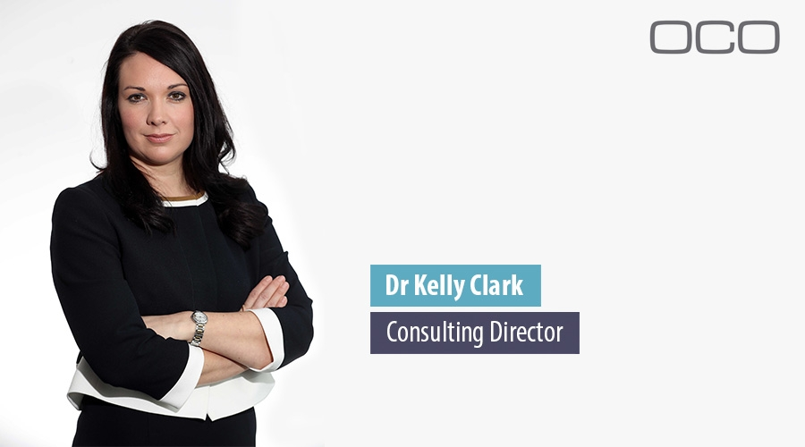 Dr Kelly Clark, Consulting Director - OCO