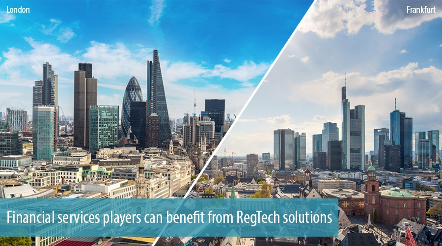 Financial services players can benefit from RegTech solutions