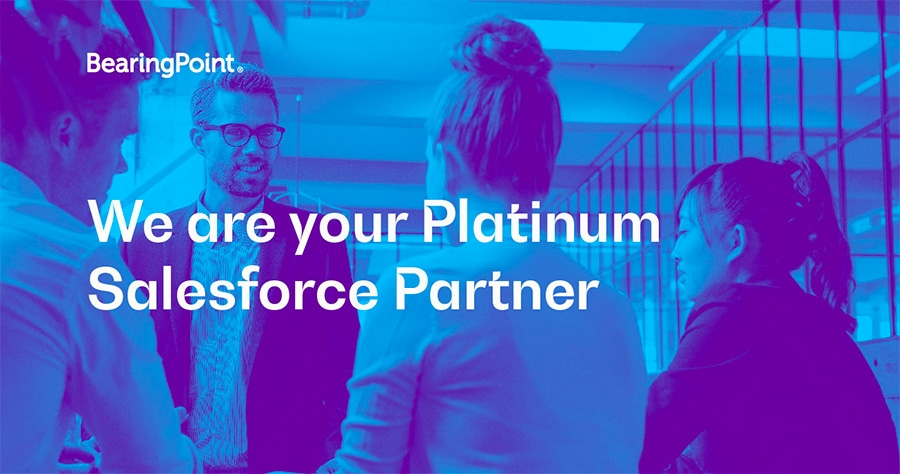 Salesforce names BearingPoint a Platinum Consulting Partner