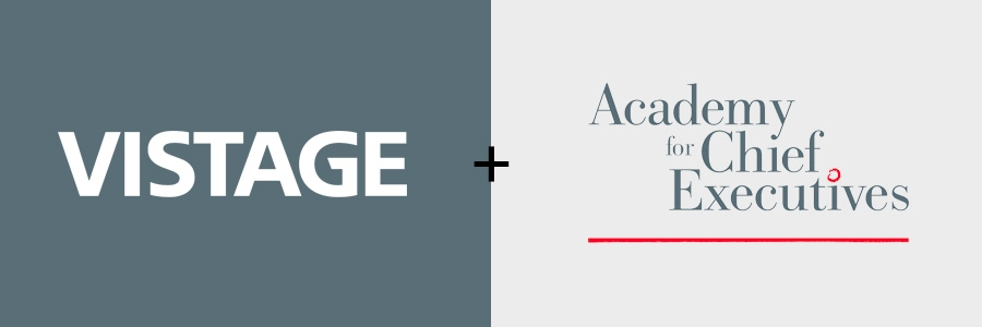 Vistage + Academy for Chief Executives