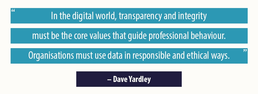 Quote Dave Yardley