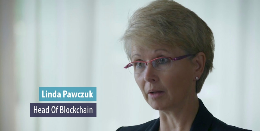 Linda Pawczuk , Head Of Blockchain