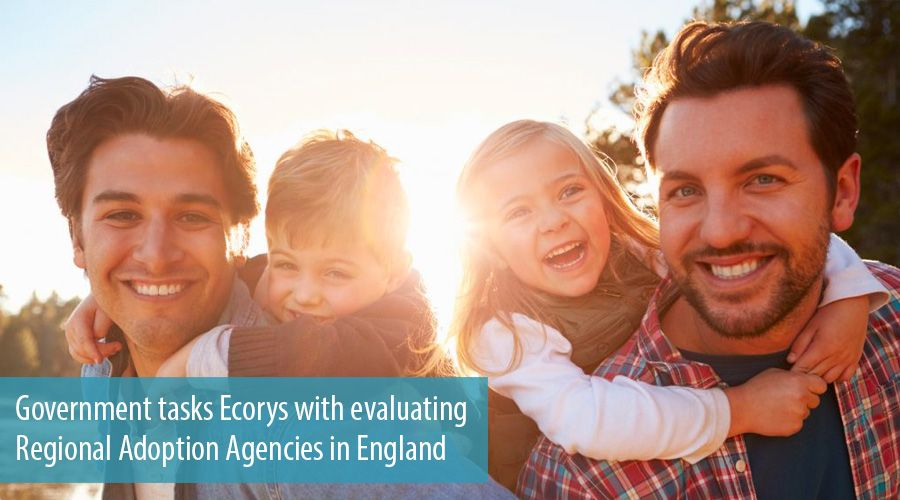 Government tasks Ecorys with evaluating Regional Adoption Agencies in England