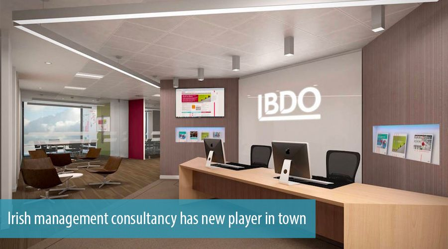 Irish management consultancy has new player in town