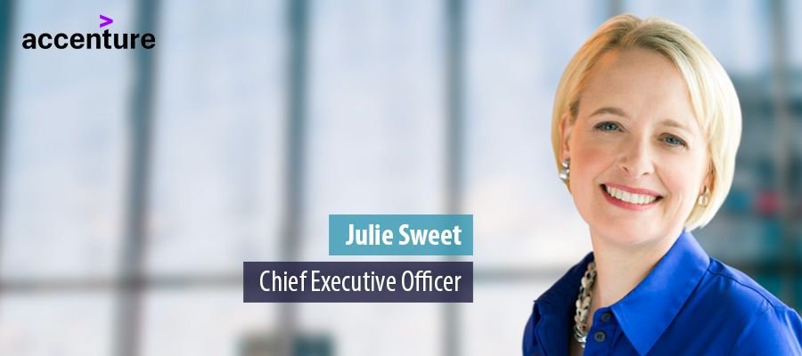 Julie Sweet, Chief Executive Officer - accenture